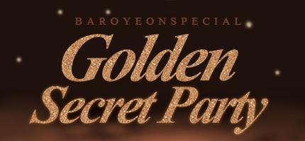 Golen Secret Party